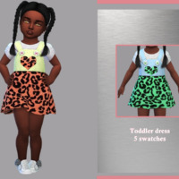 Toddler Dress Dara By Lyllyan