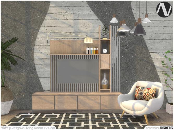 Glasgow Living Room Tv Units By Artvitalex