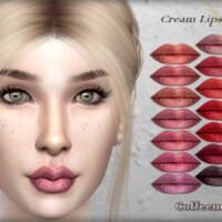 Cream Lipstick By Coffeemoon