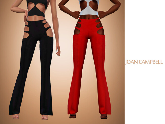 Maddy Pants By Joan Campbell Beauty