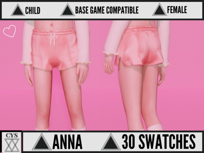 Anna Shorts
