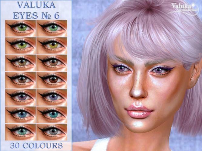Valuka Eyes N6 By Valuka
