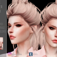 Little Glitter Blush V1 By Reevaly