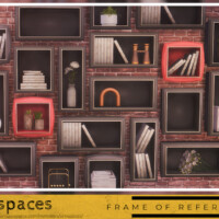 Frame Of Reference Set By Simspaces