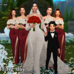 Wedding Day (pose Pack) By Beto_ae0