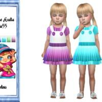 Pinafore Azalia Dress By Trudieopp