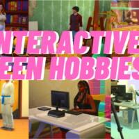 Interactive Teen Hobbies 0.9 By Miraimayonaka