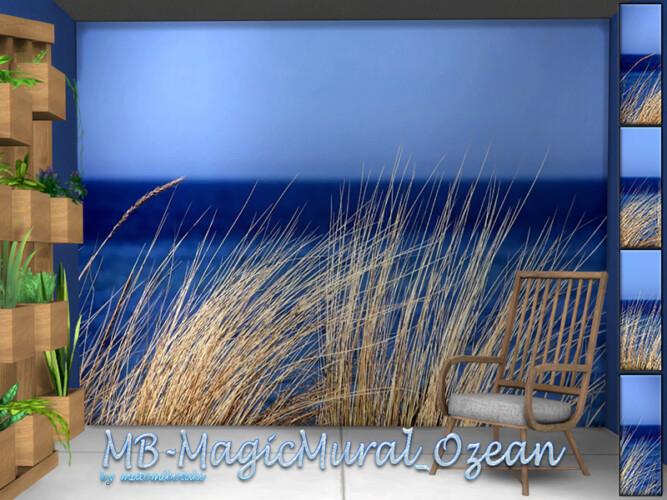 Mb Magic Mural Ozean By Matomibotaki