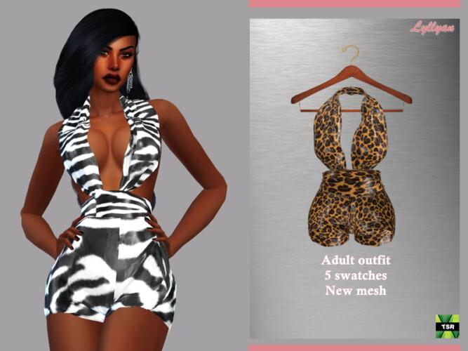Outfit Paloma By Lyllyan