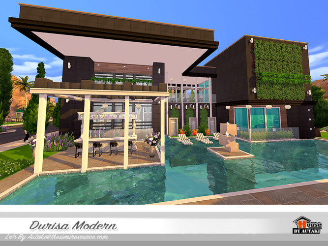 Durisa Modern House By Autaki
