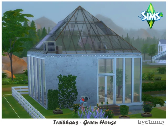 Green House By Simmy