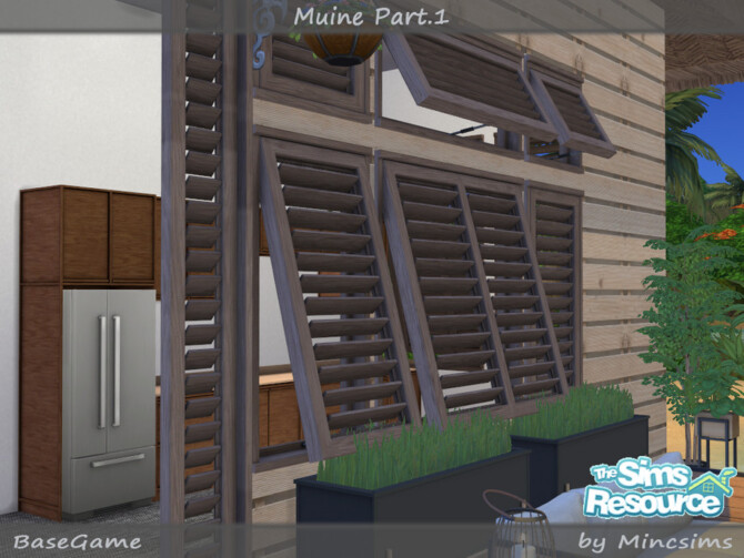 Sims 4 Muine Part 1 by Mincsims at TSR