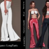 Elegance Longs Pants By Couquett