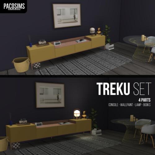 Treku New Set (p)