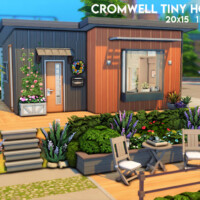 Cromwell Tiny House By Xogerardine