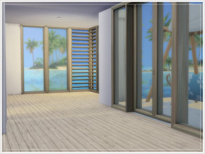 Sims 4 Empty Shell House 5 by philo at TSR