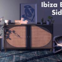 Recolors Of Nikadema's Ibiza El Salon Sideboard