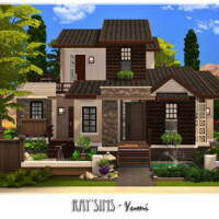 Yumi House By Ray_sims
