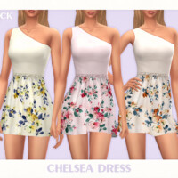 Chelsea Dress By Black Lily