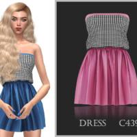 Dress C439 By Turksimmer