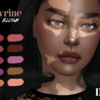 Imf Ayrine Blush N.72 By Izziemcfire