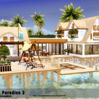 Beach Paradise 3 By Danuta720