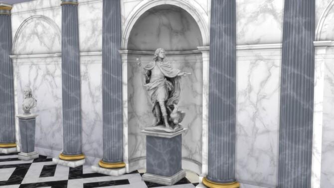 Sims 4 Louis XV as Jupiter by TheJim07 at Mod The Sims 4