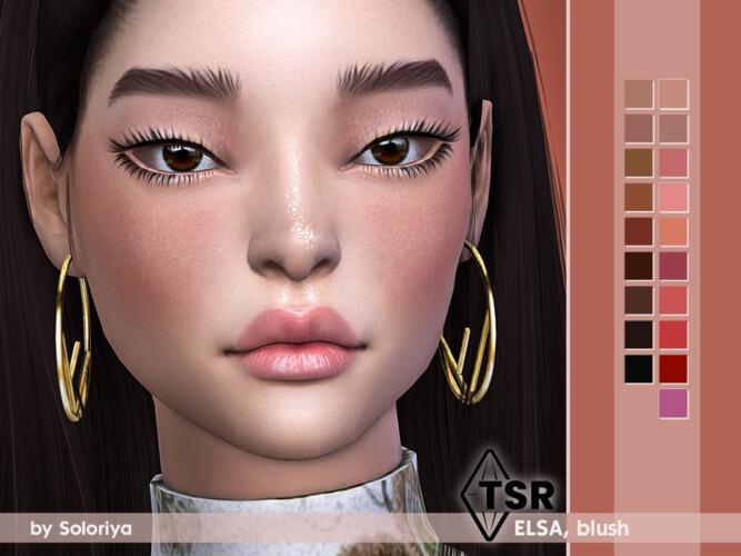 Blush Elsa By Soloriya