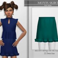 Moyes Skirt By Katpurpura