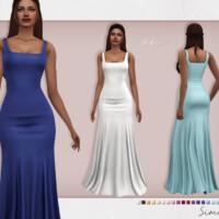 Simone Formal Dress By Sifix