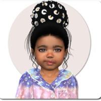 Designer Silk Pyama For Toddler Girls And Boys