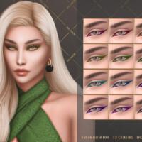 Eyeliner #108 By Jul_haos