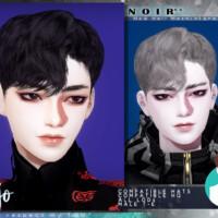 Noir Hair By Kimsimjo