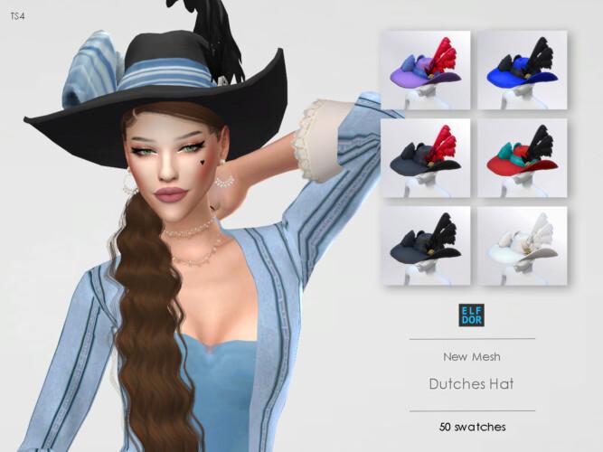 Dutchess Hat