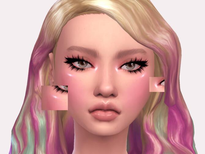 Sims 4 Hera Highlighter by Sagittariah at TSR