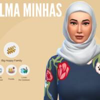Salma Minhas By Mini Simmer