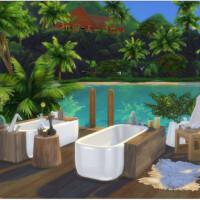 Romantic Bath By Lotsbymanal