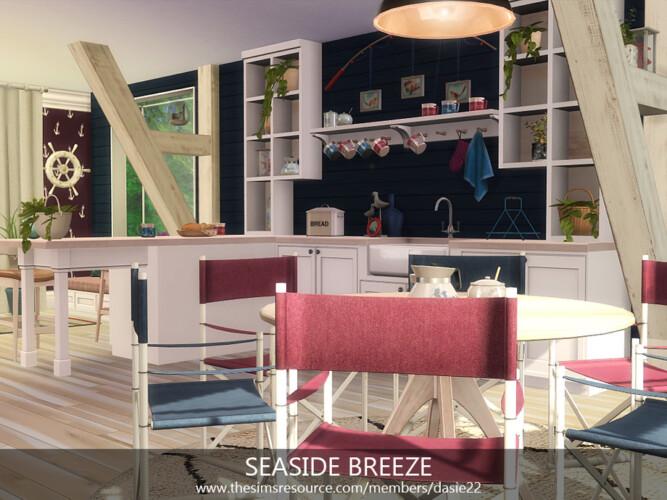 Seaside Breeze Kitchen By Dasie2