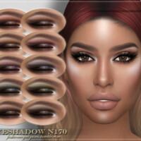 Frs Eyeshadow N170 By Fashionroyaltysims
