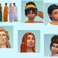 Sappho's Circle Family