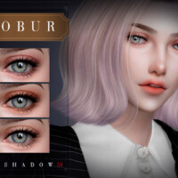 Eyeshadow 51 By Bobur3