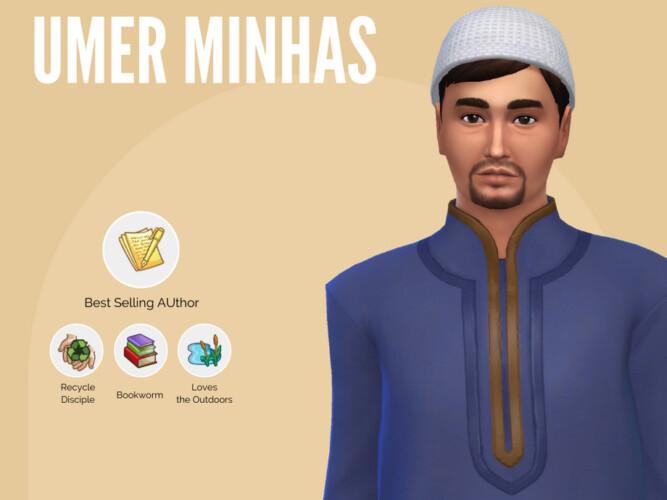 Umer Minhas By Mini Simmer
