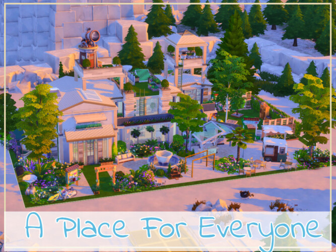 A Place For Everyone By Simmer_adelaina