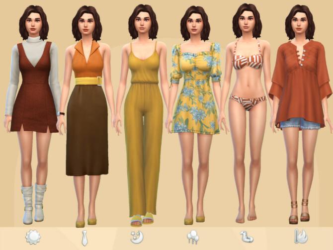 Sims 4 Juniper Olsen by Mini Simmer at TSR