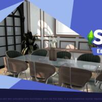 Eetkamer Dining Room By Cicada