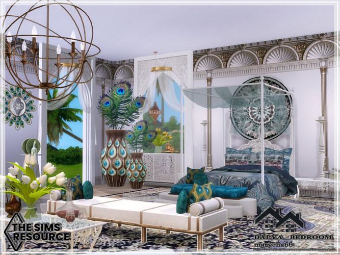 Dalya Bedroom By Marychabb