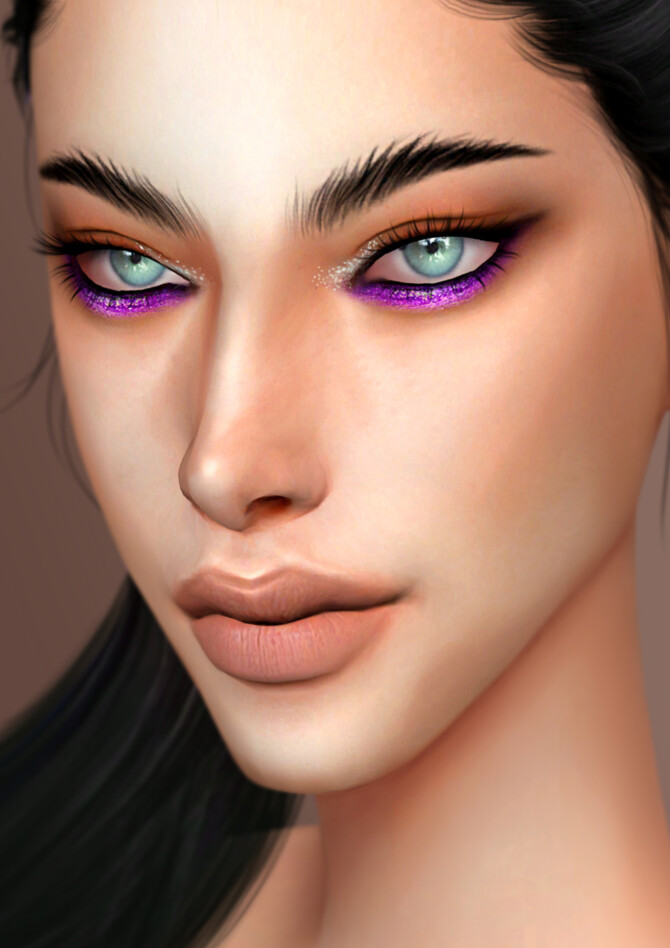 Sims 4 GPME GOLD Eyeshadow CC 08 at GOPPOLS Me