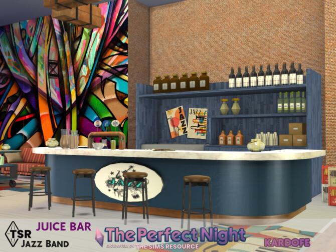Sims 4 The Perfect Night Jazz Band 2 by kardofe at TSR