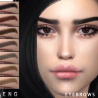 Eyebrows N120 By Seleng