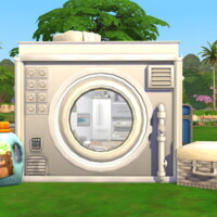 Washing Machine House By Flubs79